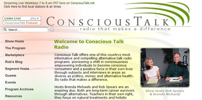 Maya Tiwari's Interview on Tour with Conscious Talk Radio