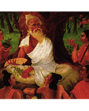Wise Earth School- Lineage in Veda Vyasa