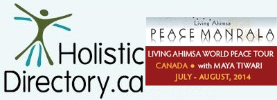 Interview from Living Ahimsa World Tour (Canada '14)