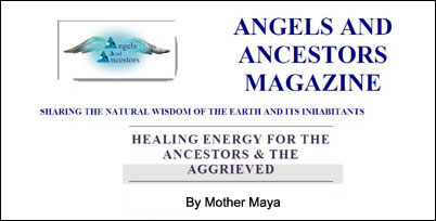Maya Tiwari's Interview on Angels and Ancestors Magazine